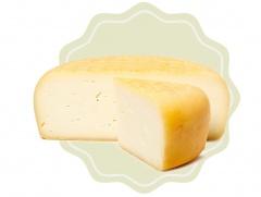 Kozí sýr zrající typu gouda