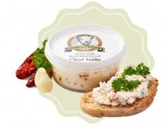 Kozí sýr čerstvý roztíratelný chuť Itálie