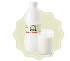 Kozí pasterované mléko
